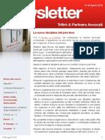 Newsletter T&P N° 93