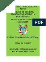 Carlos Rodriguez Distancia