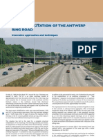 The Rehabilitation of the Antwerp Ring Road