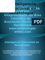 Inteligencia Emocional en Tanatologia
