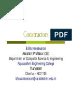 Java - Constructors