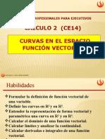Ce14 Sesion 1.2 Funciones Vectoriales