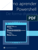 Poweshell de Forma Divertida