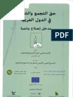 حق التجمع والتنظيم في الدول العربية مدخل إصلاح وتنمية