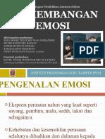 Kepentingan Pendidikan Jasmani -emosi