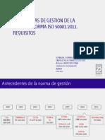 AENOR - Los Sistemas de Gestión de La Energía ISO 50001