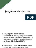 Juzgados de Distrito en Puebla-.