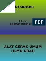 Kuliah Alat Gerak Umum (Ilmu Urai)