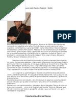 Mauro Violin