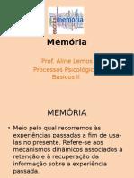 Memória II