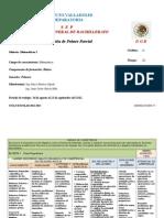 Planeación Matematicas i - 2012-2013 - Primer Parcial - Ok