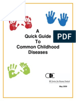 Common Childhood Illness Guide
