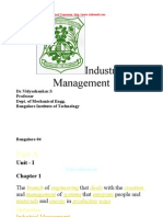 Industrial management unit 1 notes