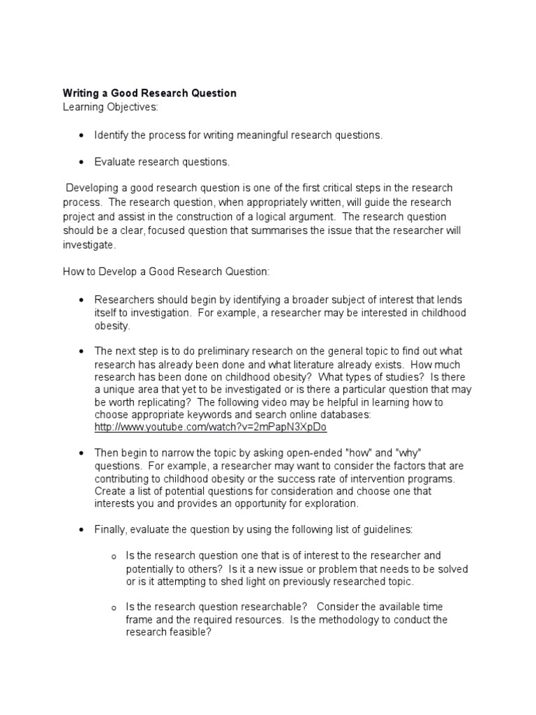 how to write a really good essay research