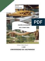 Diseno en Madera Universidad de Valparaiso
