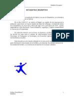 Guía de estadística descriptiva