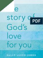 The Story of God's Love by Sally Lloyd-Jones