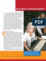 Tchrs Need Pers Trainer