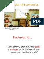 Presentation on Basic Economics