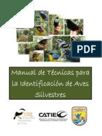 Manual de Identificacion Aves Silvestres