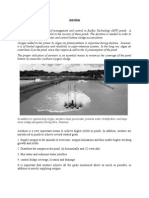 BFT, Aeration, Pond Management