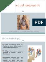 El Crátilo o Del Lenguaje de Platón