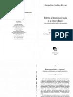 Authier (Heterogeneidades e Rupturas)