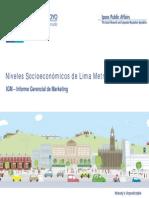 IGM Niveles Socioeconomicos 2011