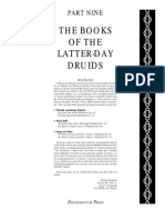 A Reformed Druid Anthology - 09 - The Books of the Latter Day Reformed Druids