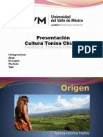 Presentacion Cultura Tonina