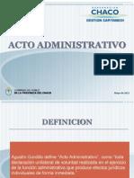 Curso- Acto Administrativo Procedimiento y Recursos Actualizado Al 4-6