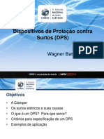 Dispositivos de Proteção contra Surtos (DPS)