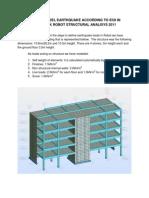 Seismic Design EC8