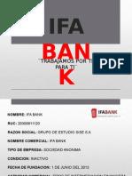 IFA - BANK