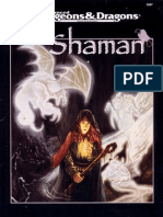 TSR 9507 Shaman