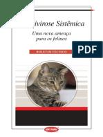 Calicivirose Sistemica felina