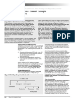 Aspirin Sensitive Asthma Current Concepts