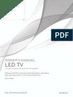 Manual LG7900