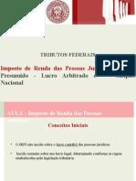 Apresentação - IRPJ - Lucro Presumido.ppt