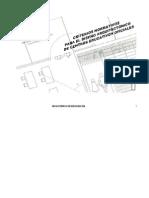Criterios Normativos Para El Diseño Arquitectonico de Centro