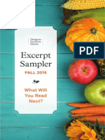 Penguin Random House Library Marketing Fall 2015 Sampler