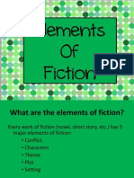 elements of fiction for website