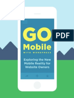 Go Mobile With WordPress eBook
