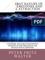 The Energy Nature of Human Emotions and Sexual Attraction