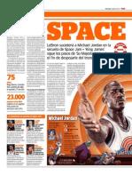 Reportaje Space Jam 2