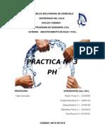 Practica Nº3 - PH