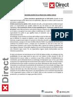 Panorama Del Dólar y Cu_chile