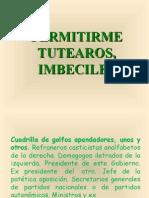 Perez Reverte y Educación española