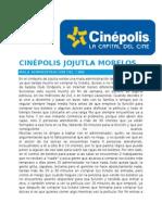 Cinépolis Jojutla Morelos