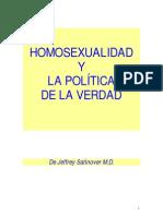 Homosexualidad y la Política de la Verdad - Dr. Jeffrey Satinover